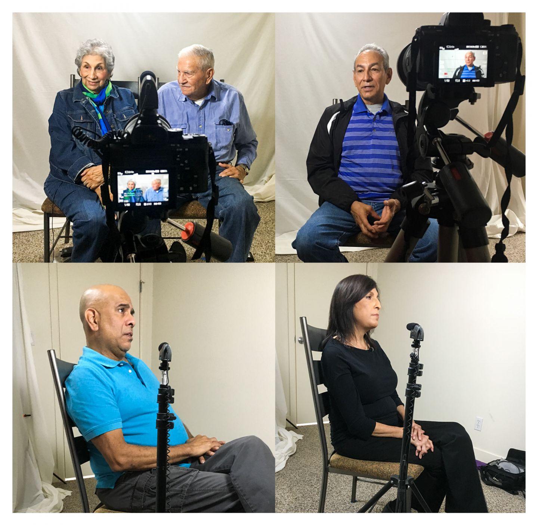 Multiple Documentary Interviews
