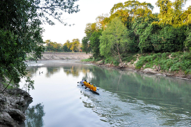 Kate Tart  Kayaking Photo
