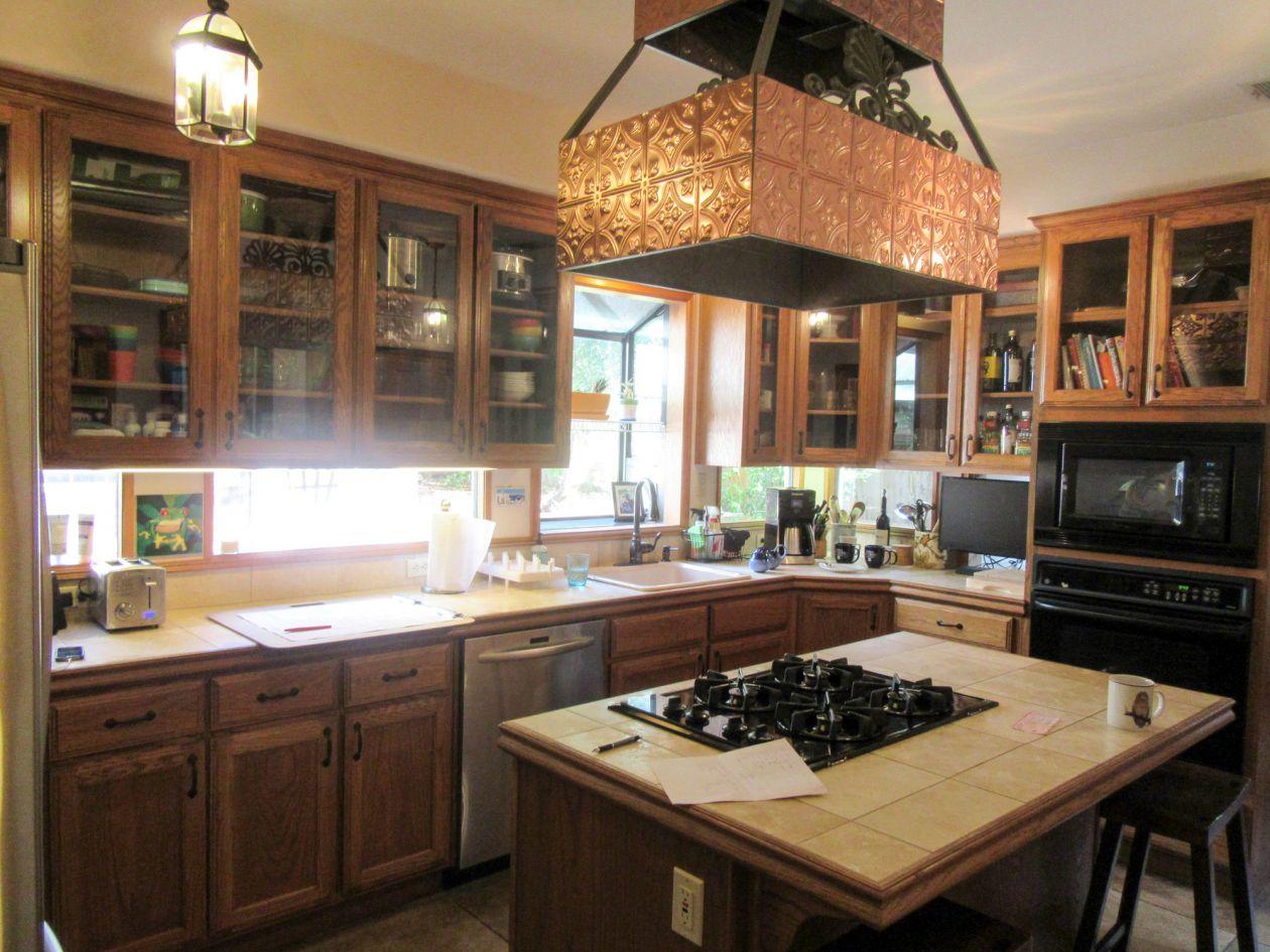 Old Style Woodwork Kitchen