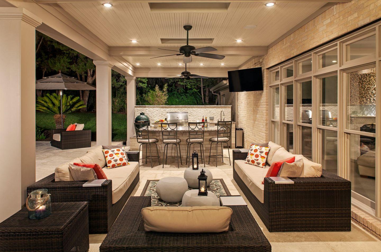 150 Outdoor Kitchen