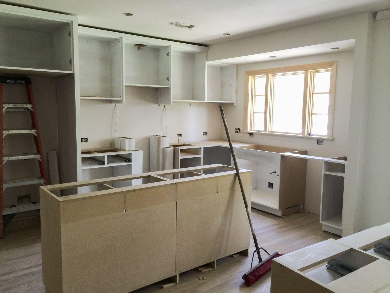 cabinet-installation