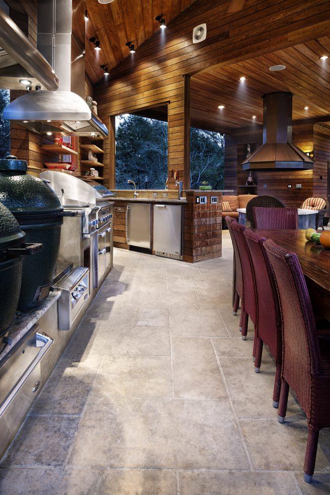 Backyard Living Cg Amp S Design Build