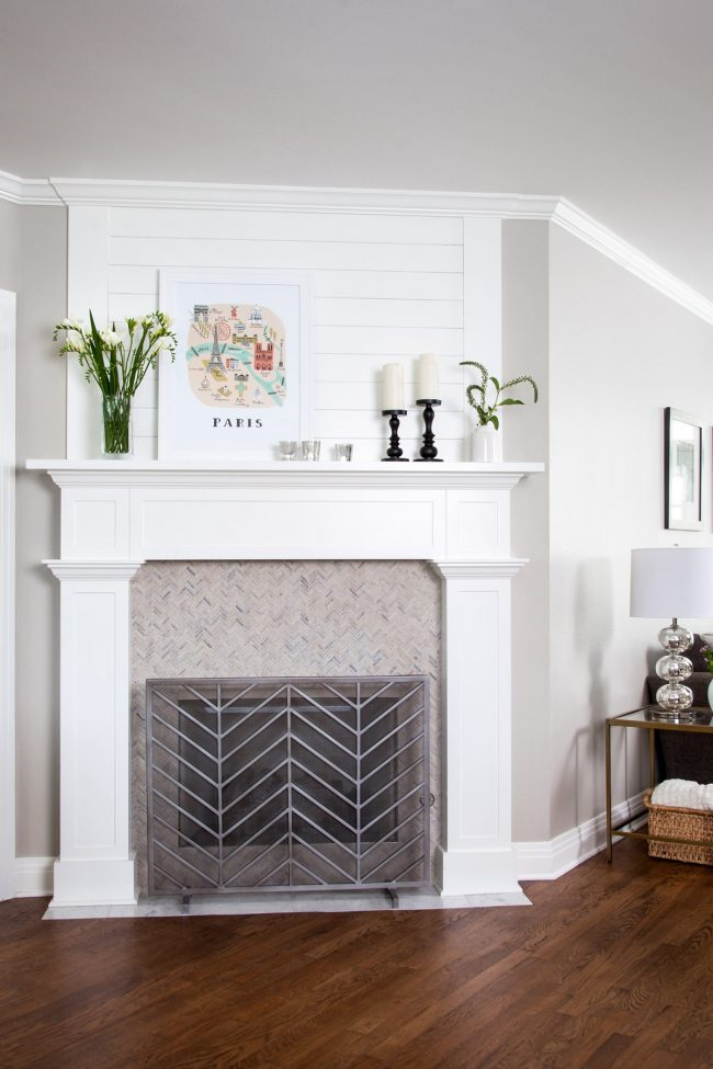 Timeless classic cg s design build for Timeless fireplace designs