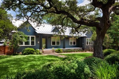 Zilker Cottage Addition