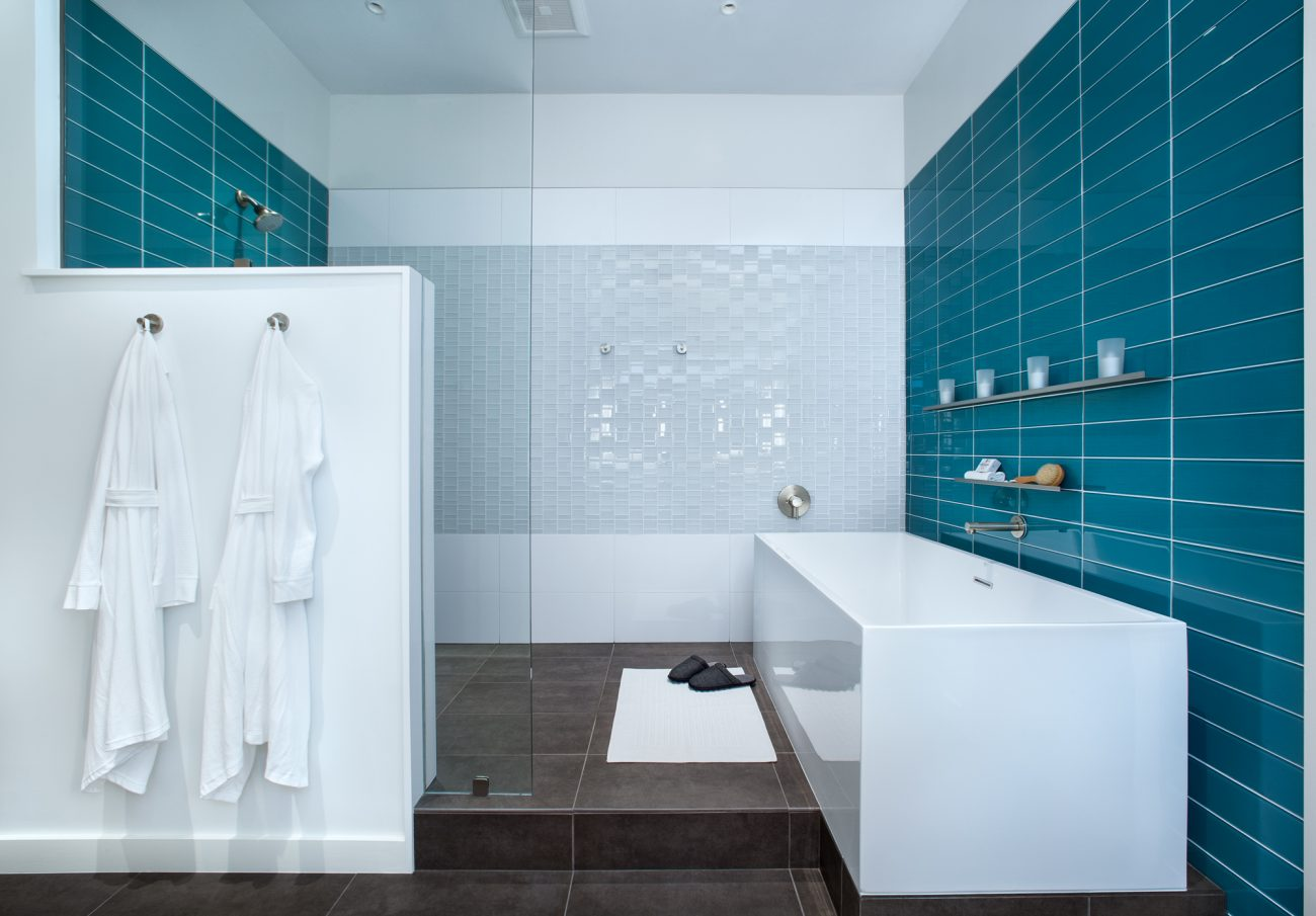 Well-Designed Showers | CG&S Design-Build